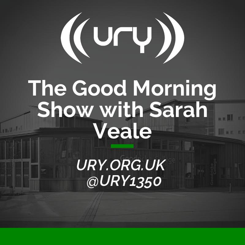 Breakfast: The Good Morning Show with Sarah Veale logo.
