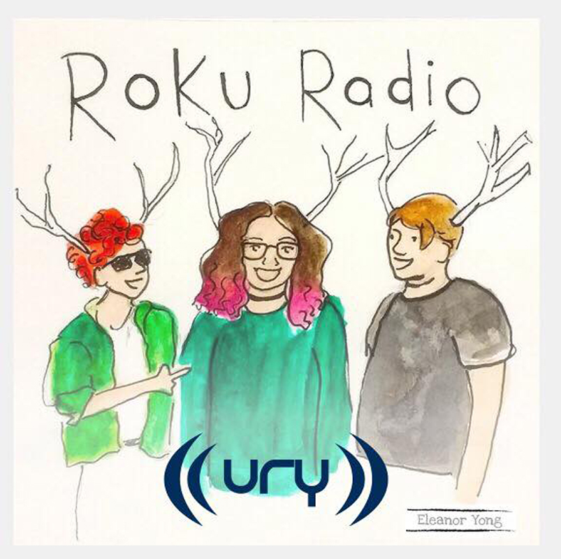 URY:PM - Roku Radio Logo