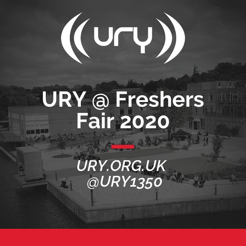 URY at YUSU Fairs 2020 logo.