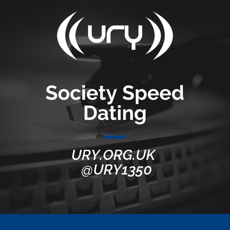 Society Speed Dating logo.