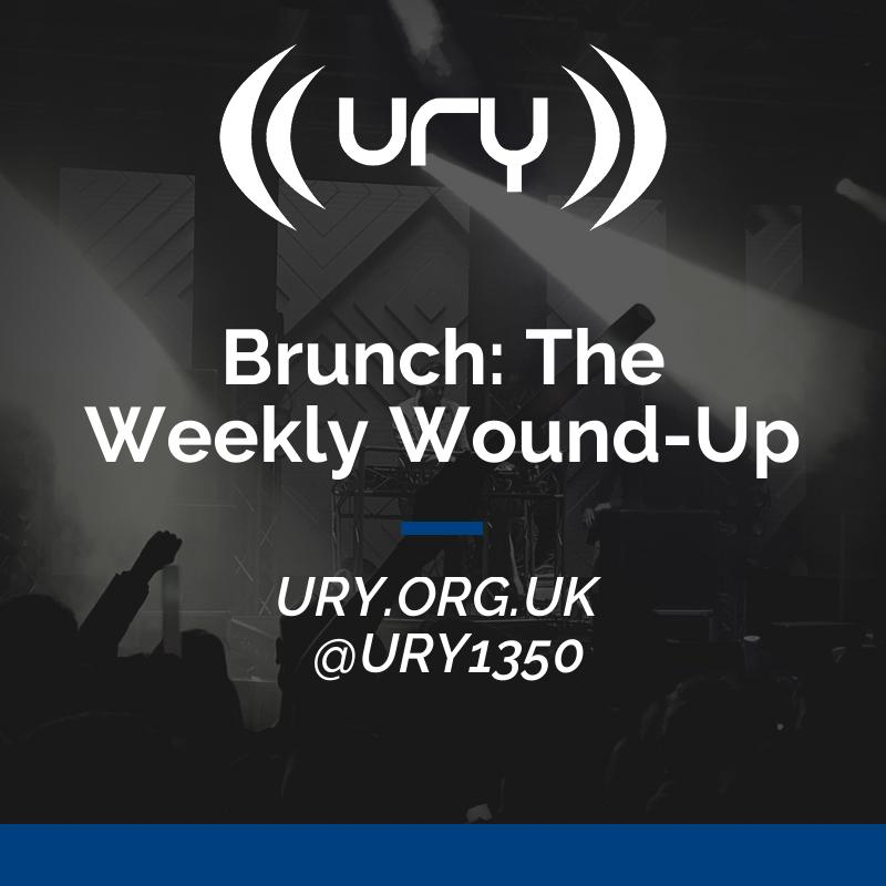 Brunch: The Weekly Wound-Up Logo