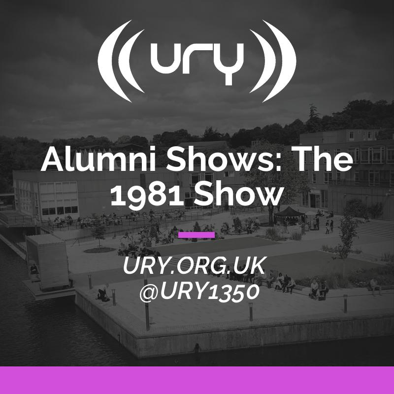 Alumni Shows: At Last The 1981 Show Logo