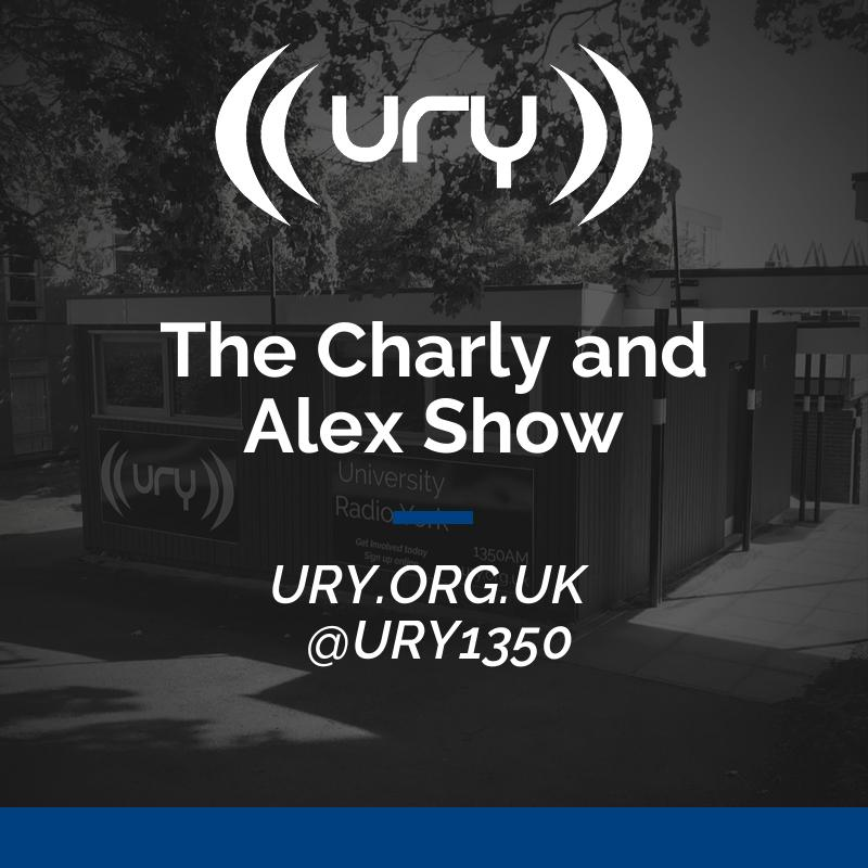Brunch: The Charly and Alex Show Logo
