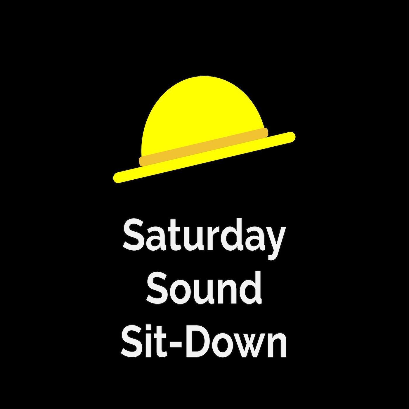 The Saturday Sound Sit-Down logo.