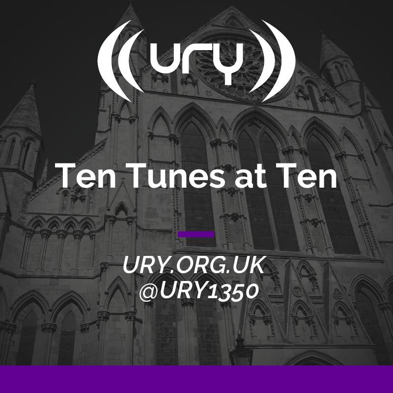 Ten Tunes at Ten Logo