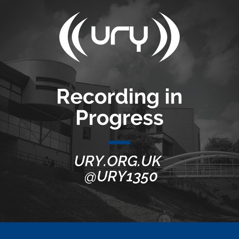 Recording in Progress logo.