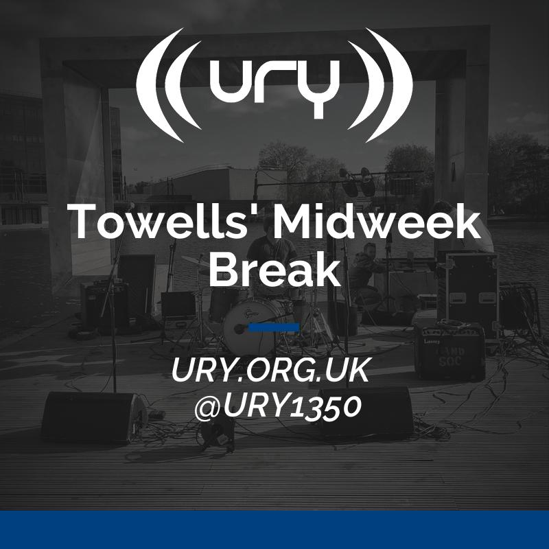 Towells' Midweek Break logo.