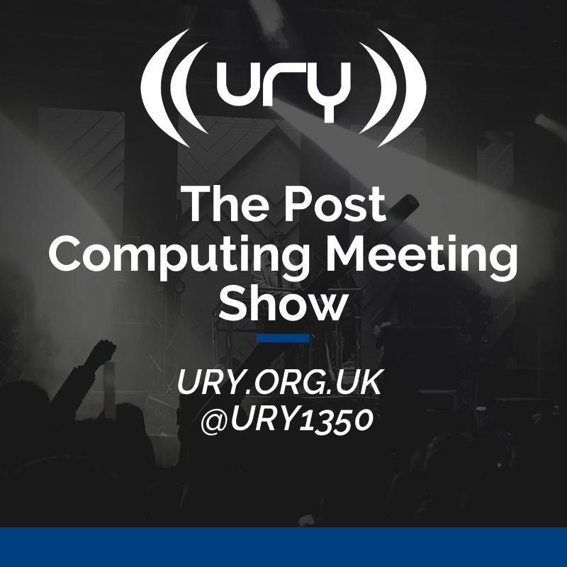 The Post Computing Meeting Show logo.