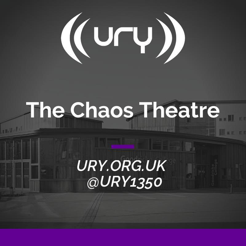 The Chaos Theatre logo.