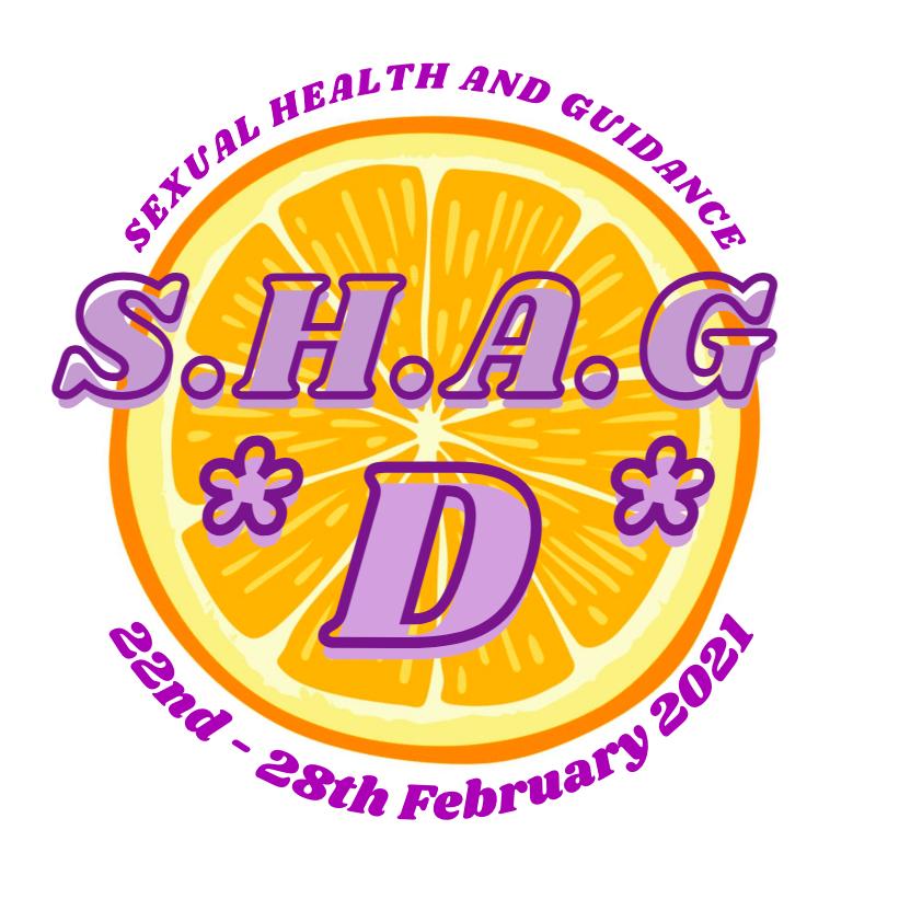 SHAG-D logo.