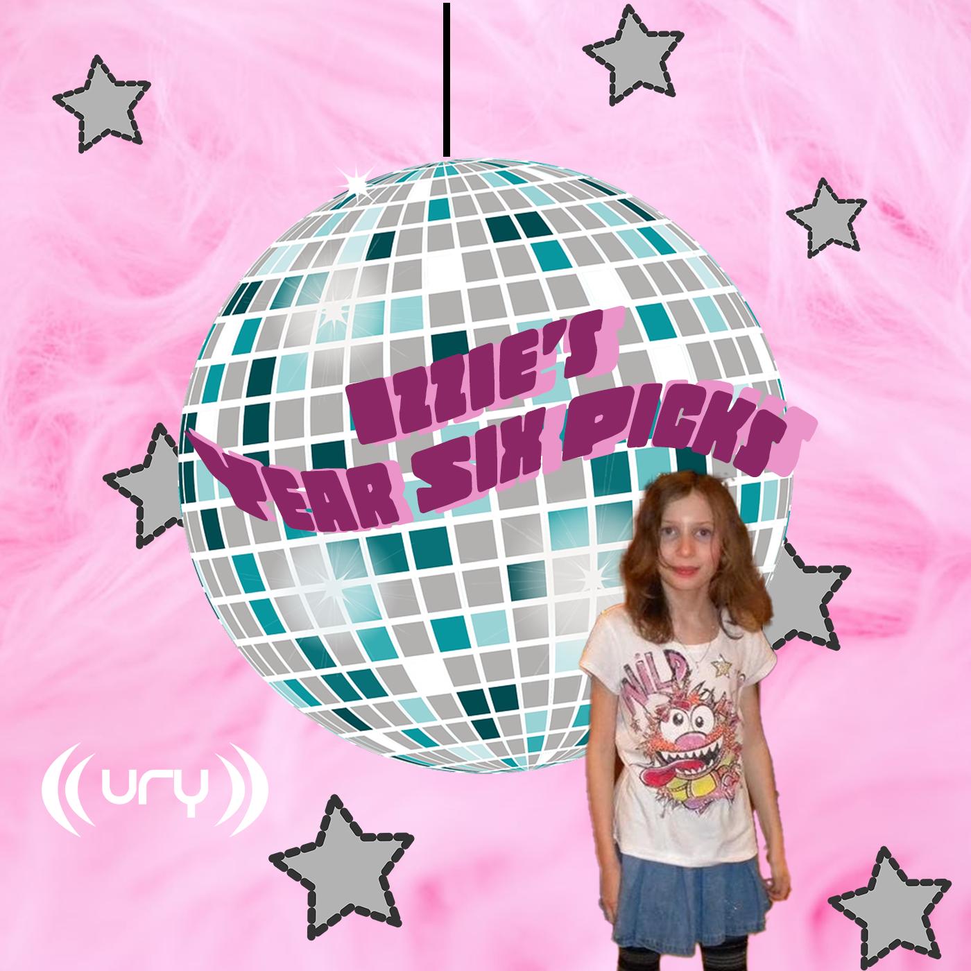 Izzie's Year Six Picks Logo