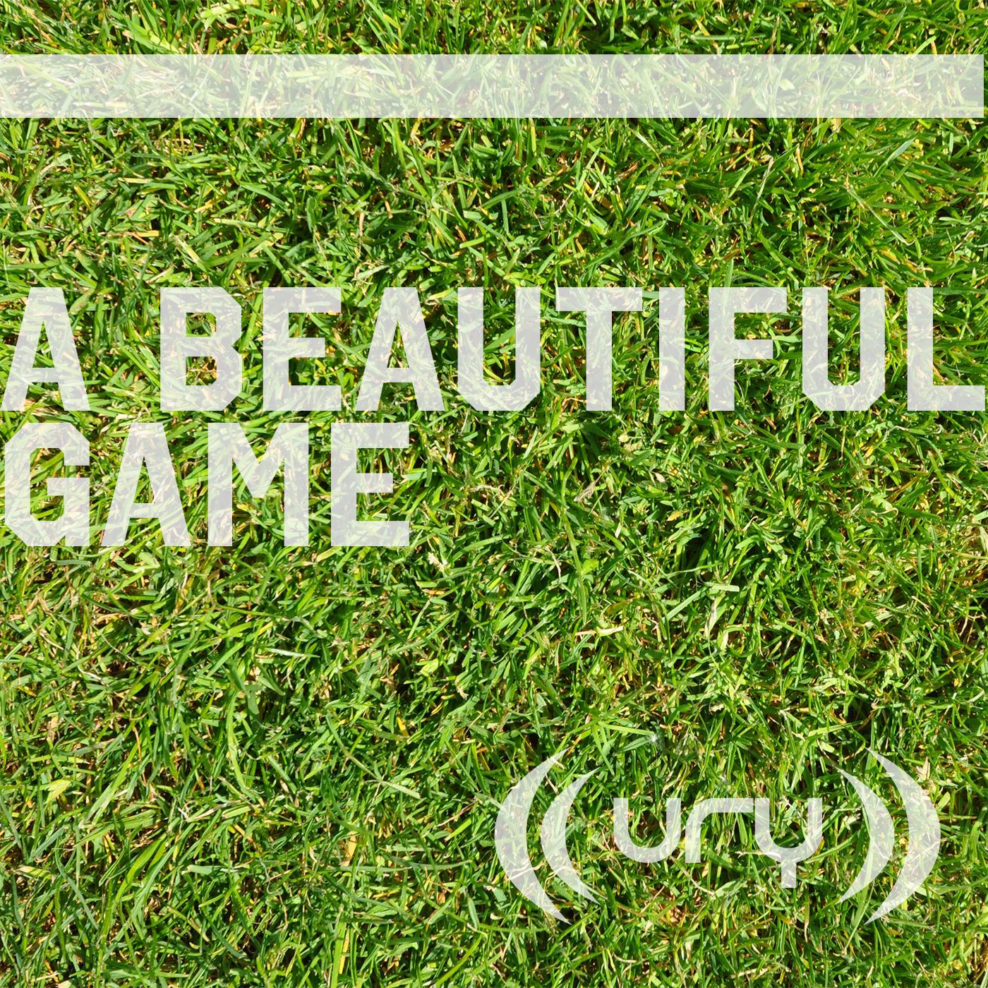 A Beautiful Game logo.
