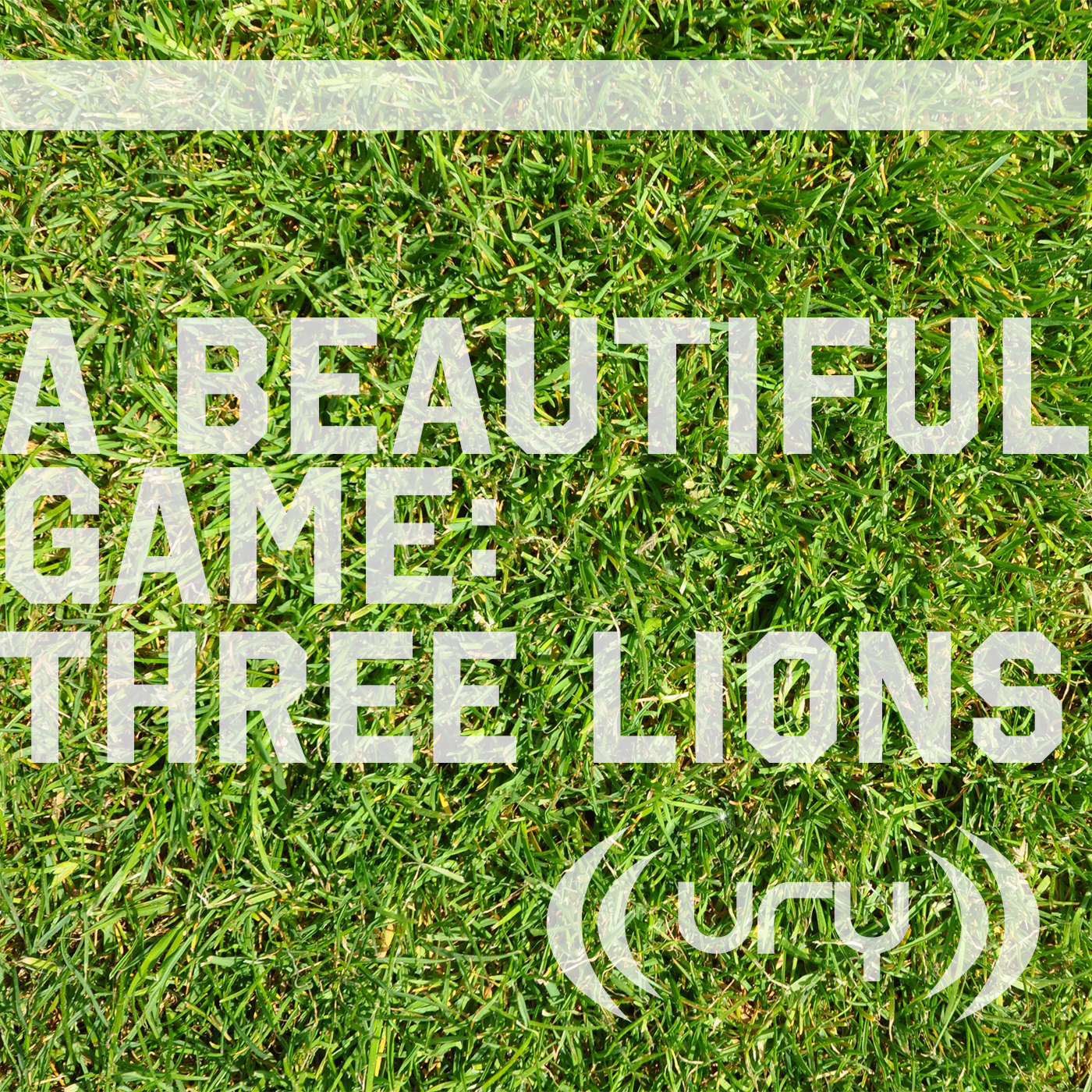 A Beautiful Game: Three Lions (International Special) logo.
