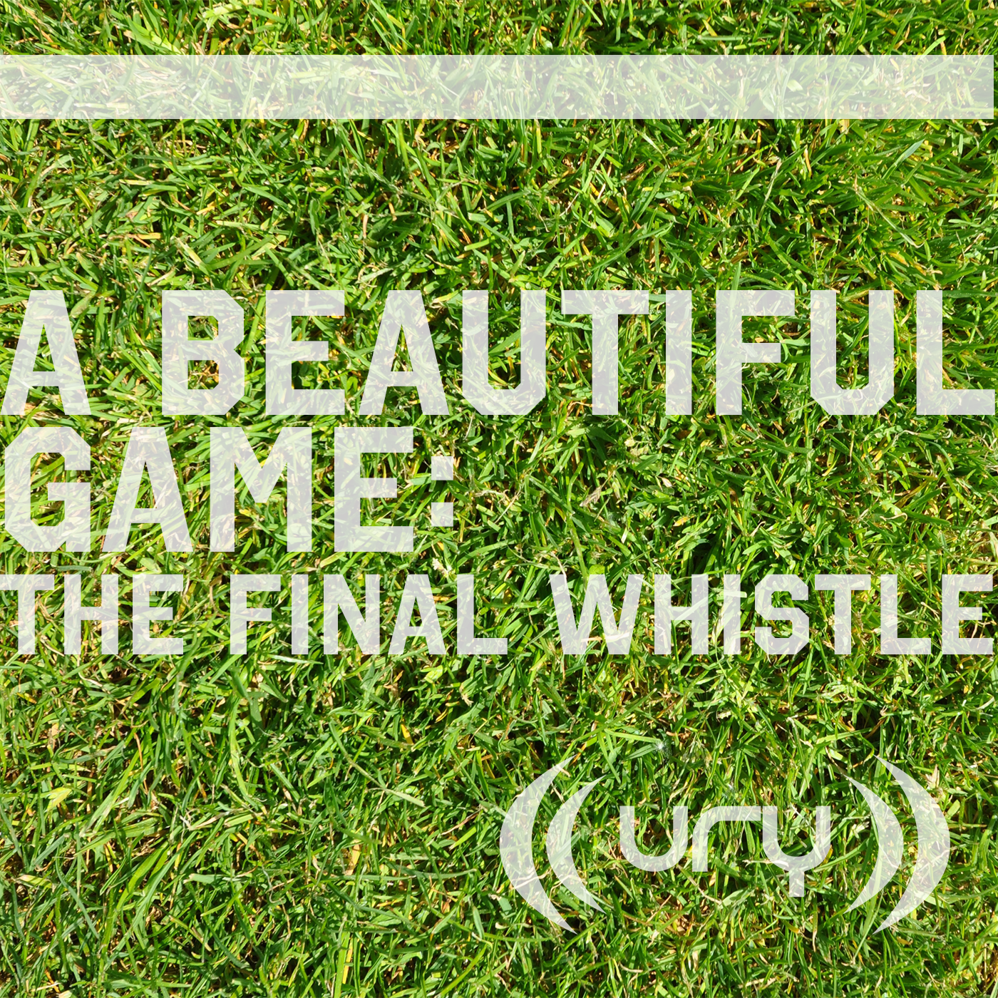 A Beautiful Game: The Final Whistle logo.