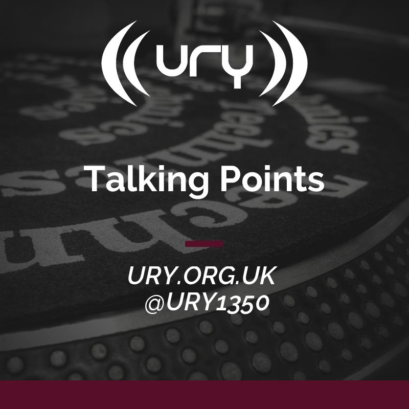 Talking Points Logo
