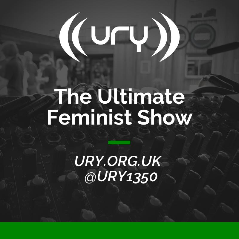 The Ultimate Feminist Show logo.