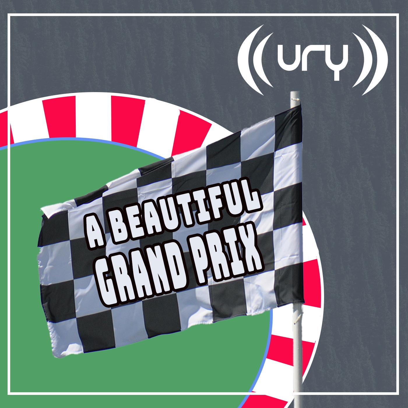 A Beautiful Grand Prix Logo