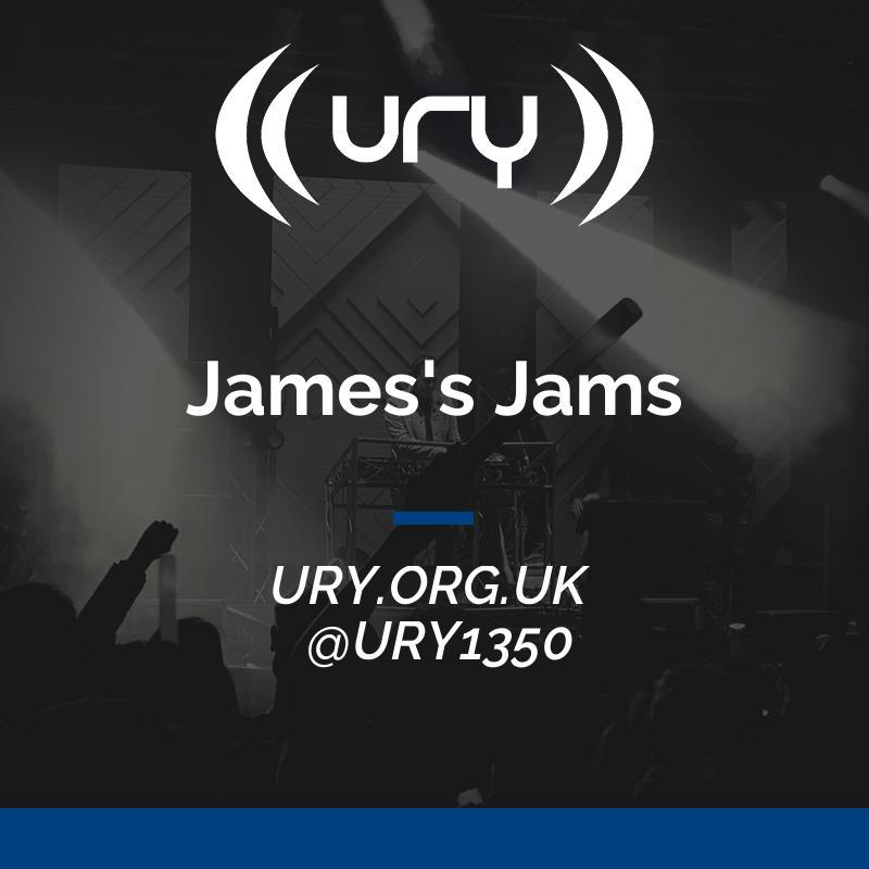 James's Jams logo.