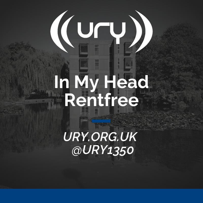 In My Head Rentfree logo.