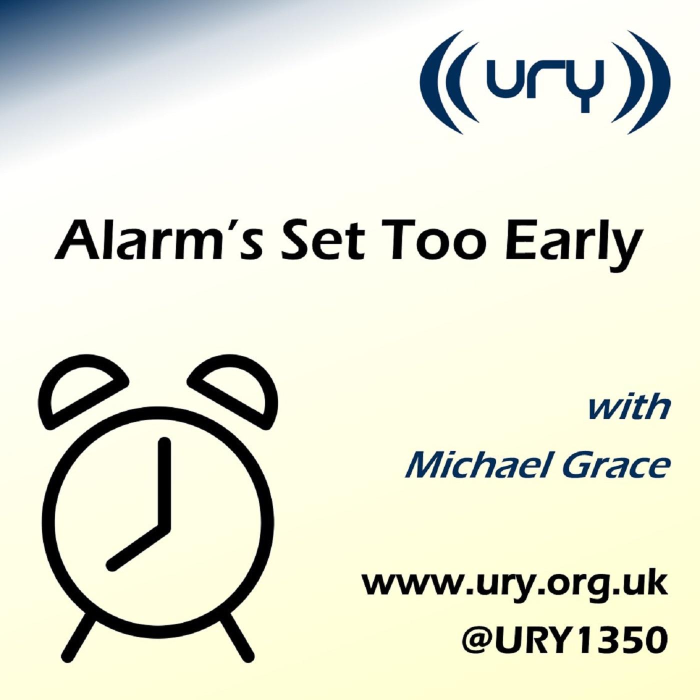 Breakfast: Alarm's Set Too Early Logo