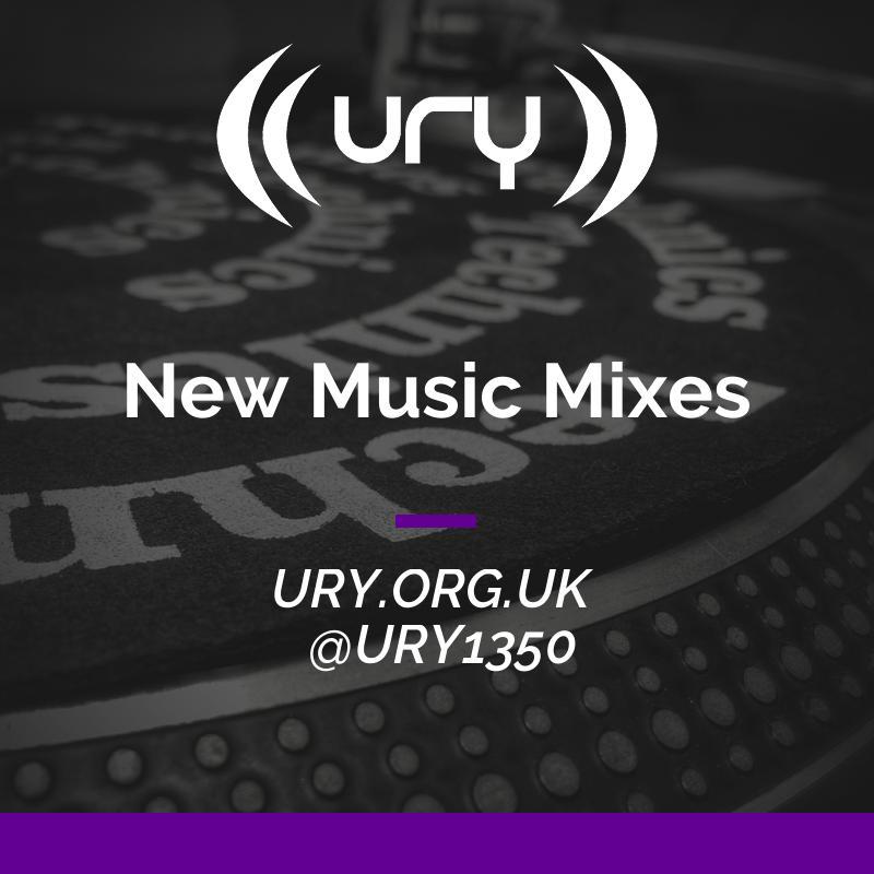 New Music Mixes logo.