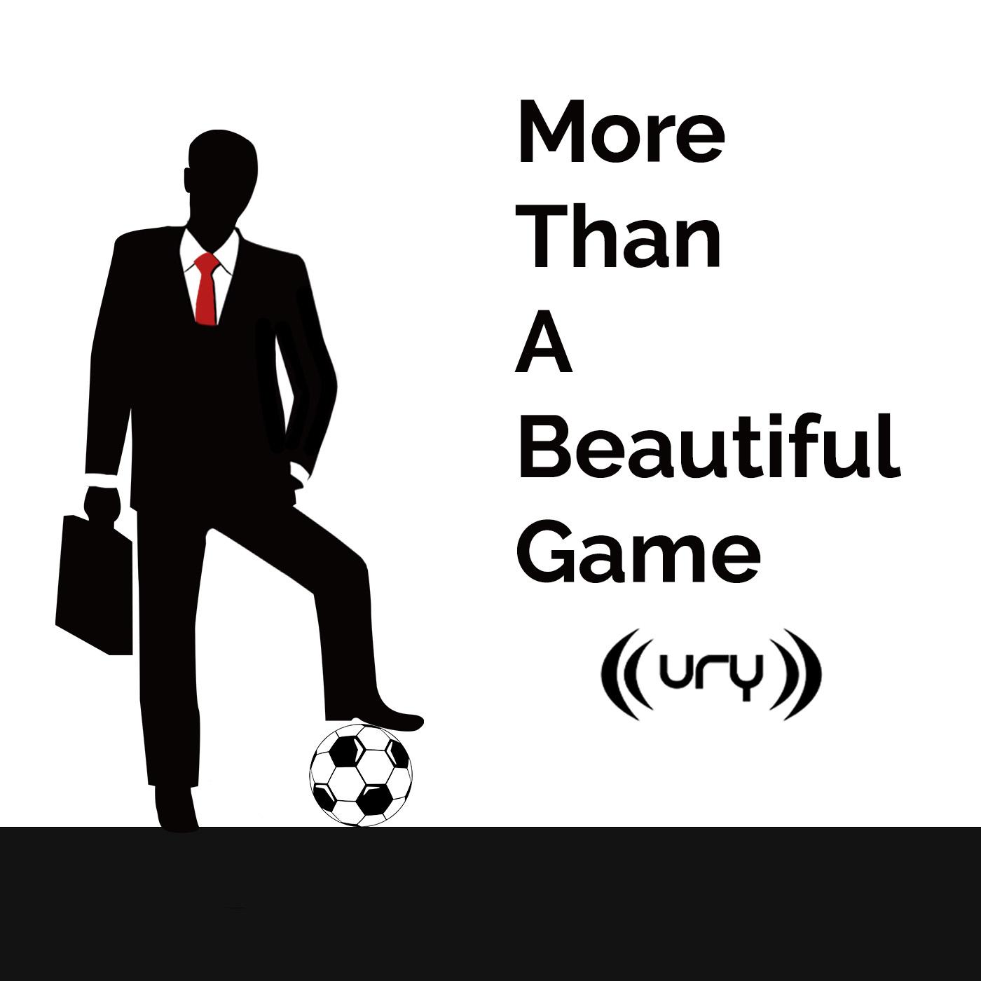 More Than A Beautiful Game Logo