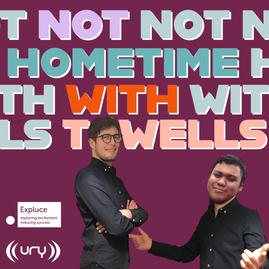 Not hometime with Towells Logo