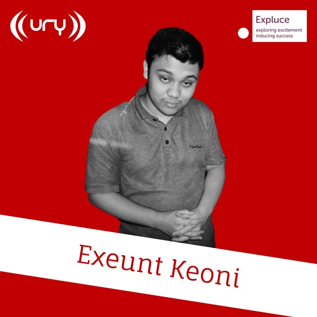 Exeunt Keoni logo.