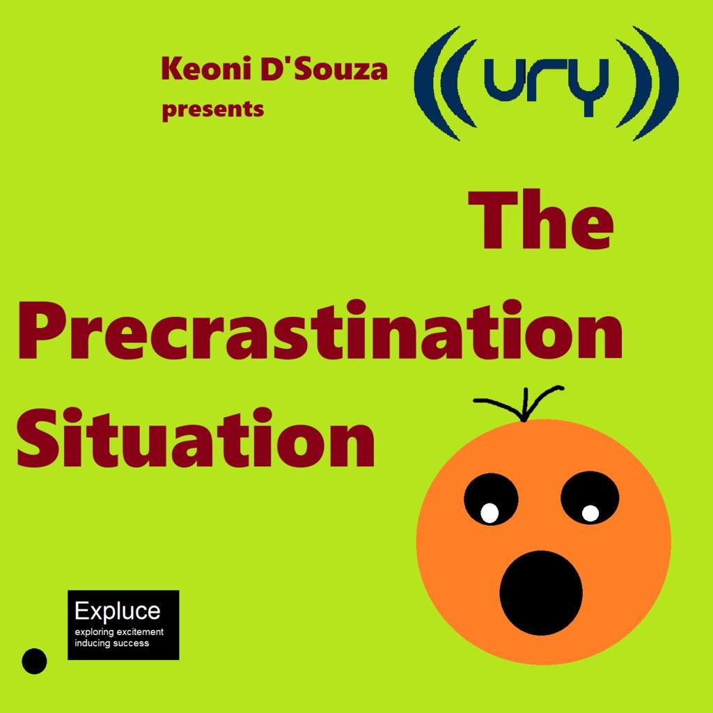 The Precrastination Situation Logo