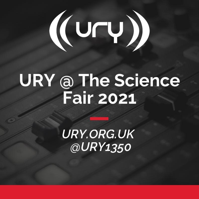 URY @ The Science Fair 2021 logo.