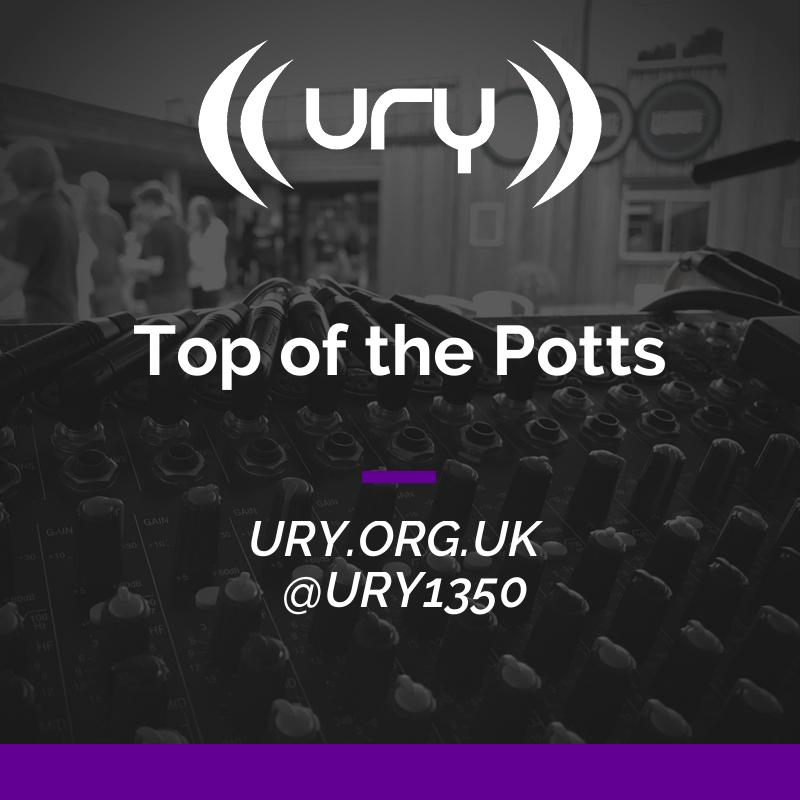 Top of the Potts logo.