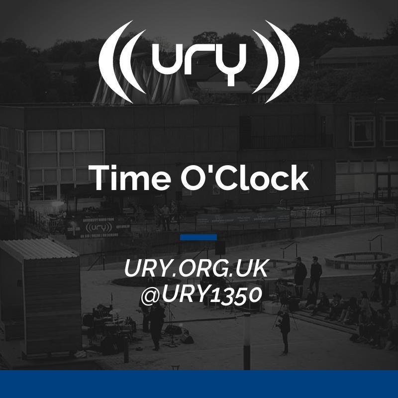 Time O'Clock logo.