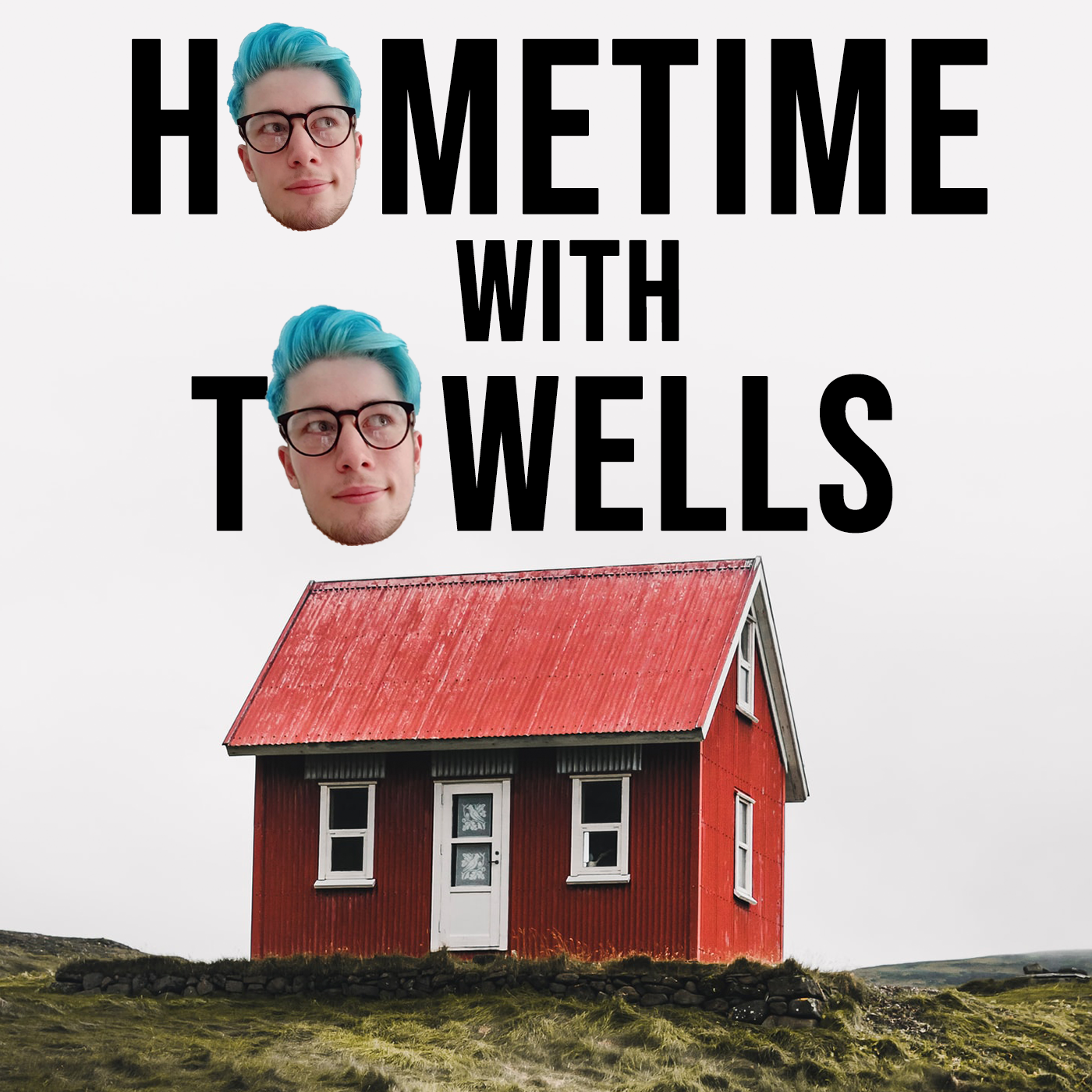 PM: Hometime with Towells logo.