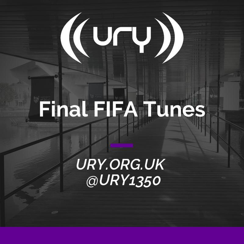 Final FIFA Tunes logo.