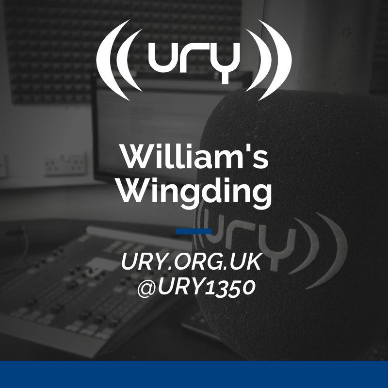 William's Wingding logo.