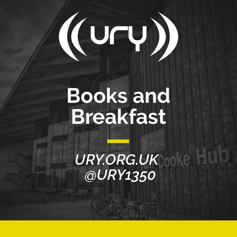 Books and Breakfast logo.