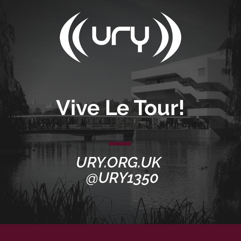 Vive Le Tour! logo.