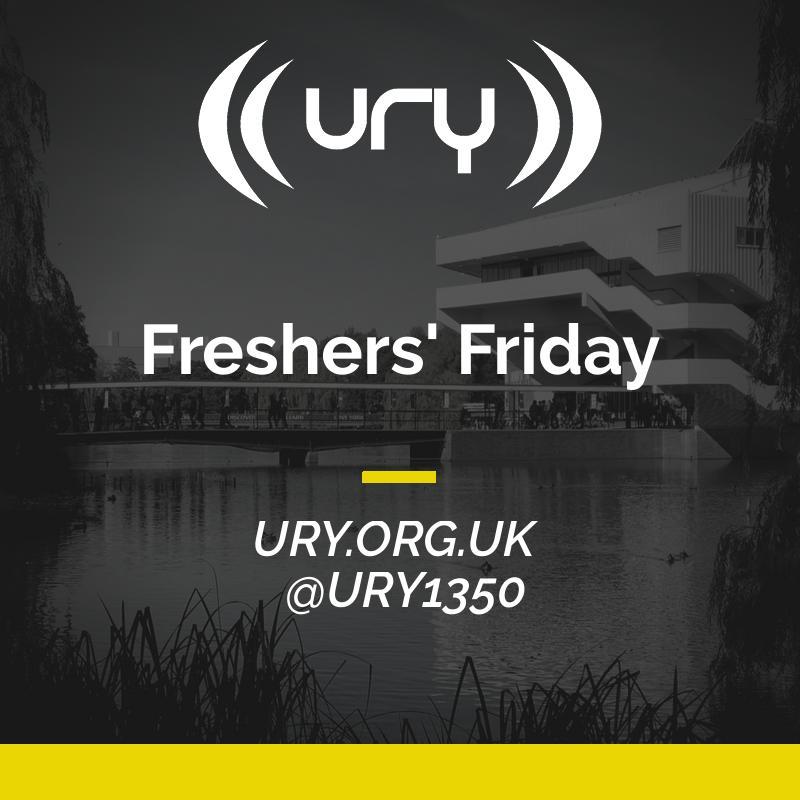 Freshers' Friday  logo.